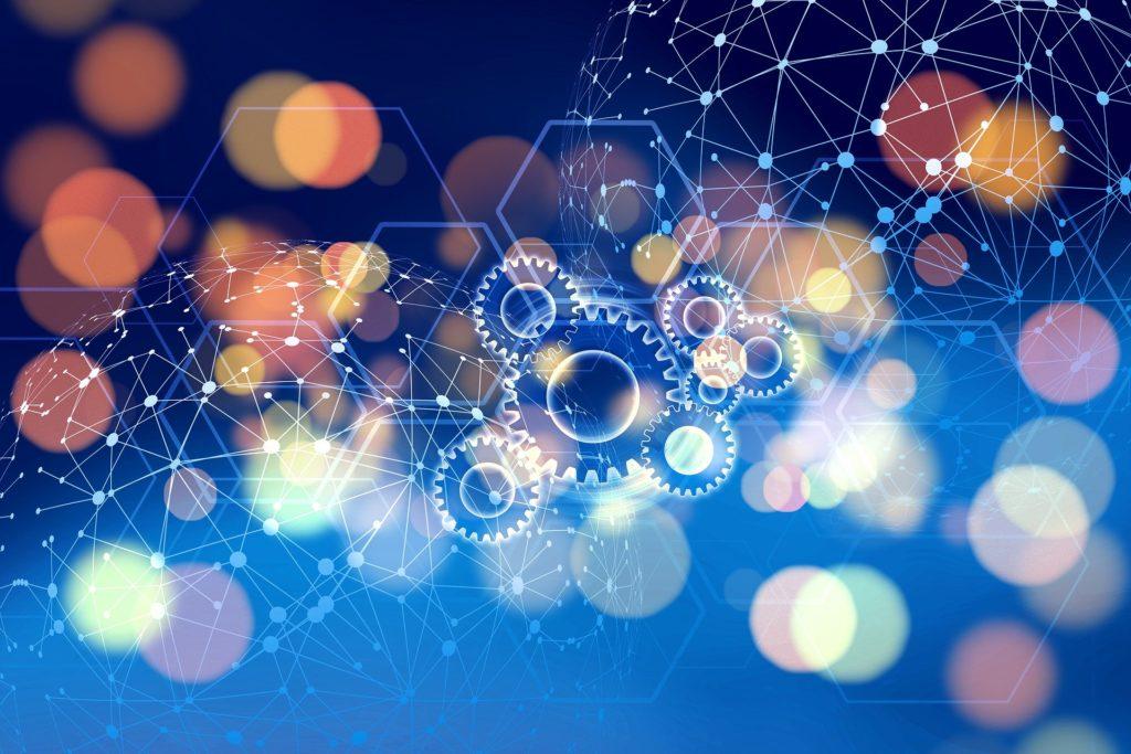 Netzwerk zum Datenaustausch