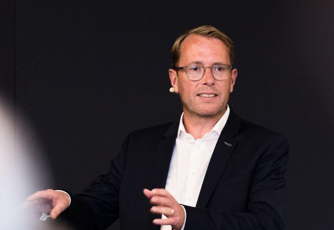 Pressefoto des niedersächsischen Staatsekretärs für digitale Themen, Stefan Muhle