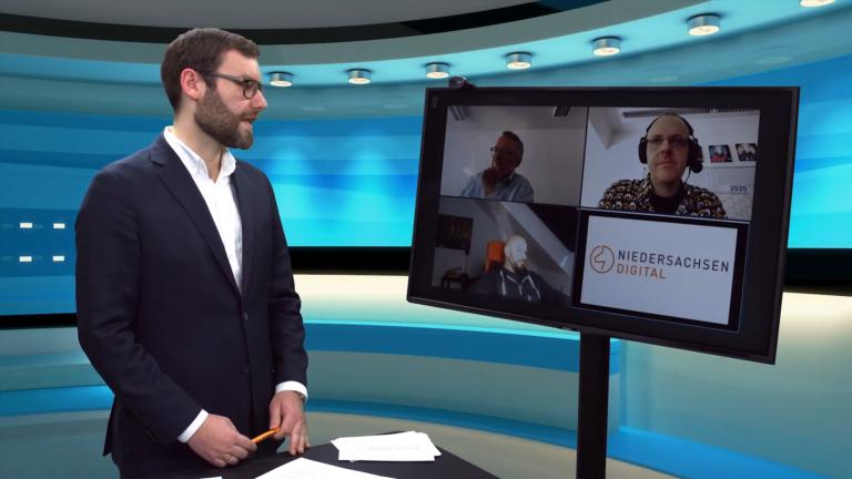 Benedikt Hüppe im Gespräch über die Corona App