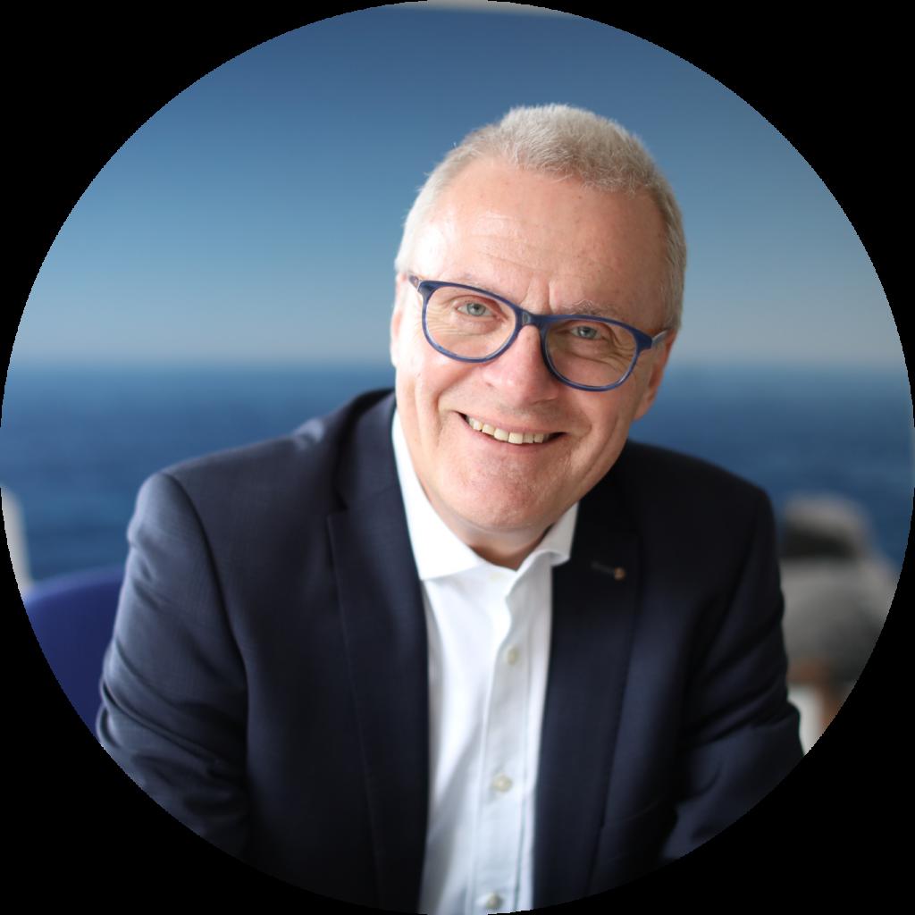 Prof. Dr.-Ing. Wolfgang Nebel, Direktoriumsvorsitzender des Zentrums für digitale Innovationen Niedersachsen (ZDIN)