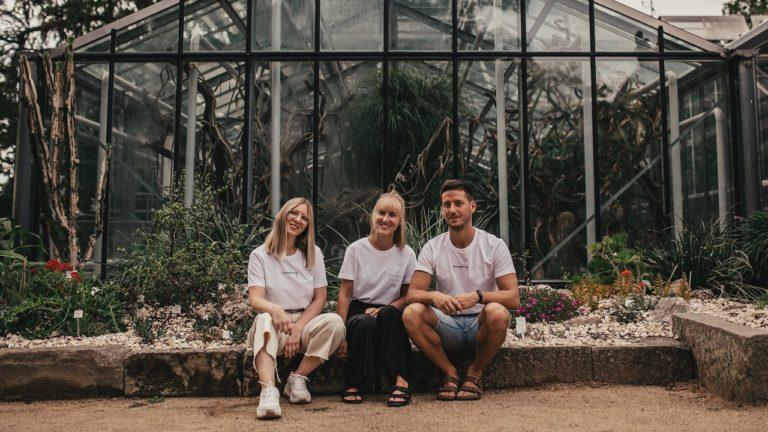 projekt stil team: Alyssa, Laura und Lucas