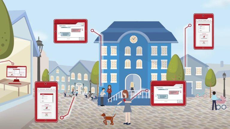 e-government digitale verwaltung