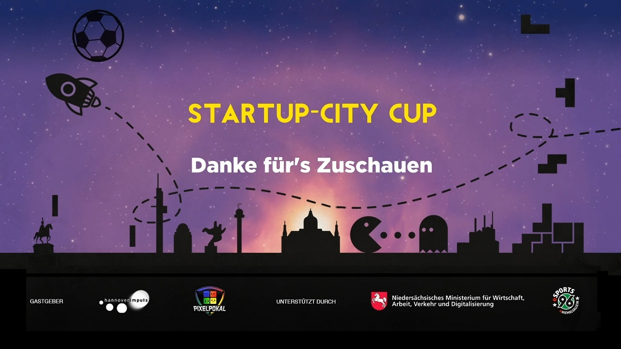 startupcity cup #1