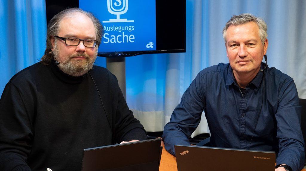"""Datenschutz: Kostenfreie Information durch den Podcast """"Auslegungssache"""""""