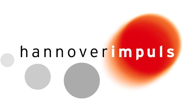 das Logo von Hannoverimpuls Förderer der Homeoffice Seminarreihe