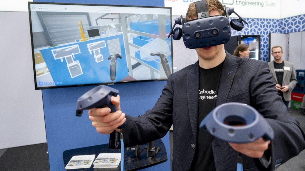 AR + VR in der Produktion: Kostenloses Online-Seminar zu Virtual- und Augmented-Reality