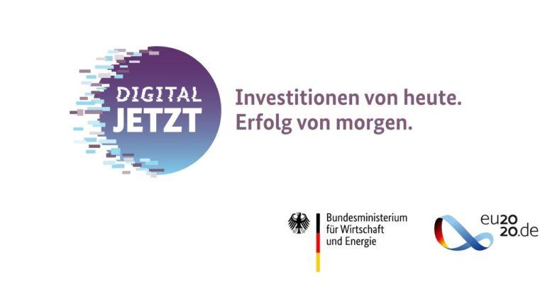 Digital Jetzt Förderprogramm