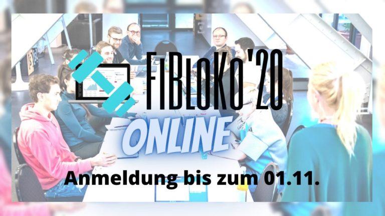 FiBloKo '20 - Konferenz für Sport- und Fitnessblogger