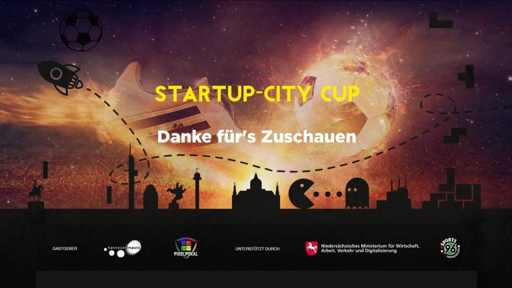 Header des Nachberichts des SCC2 (Startup-City Cup 2)