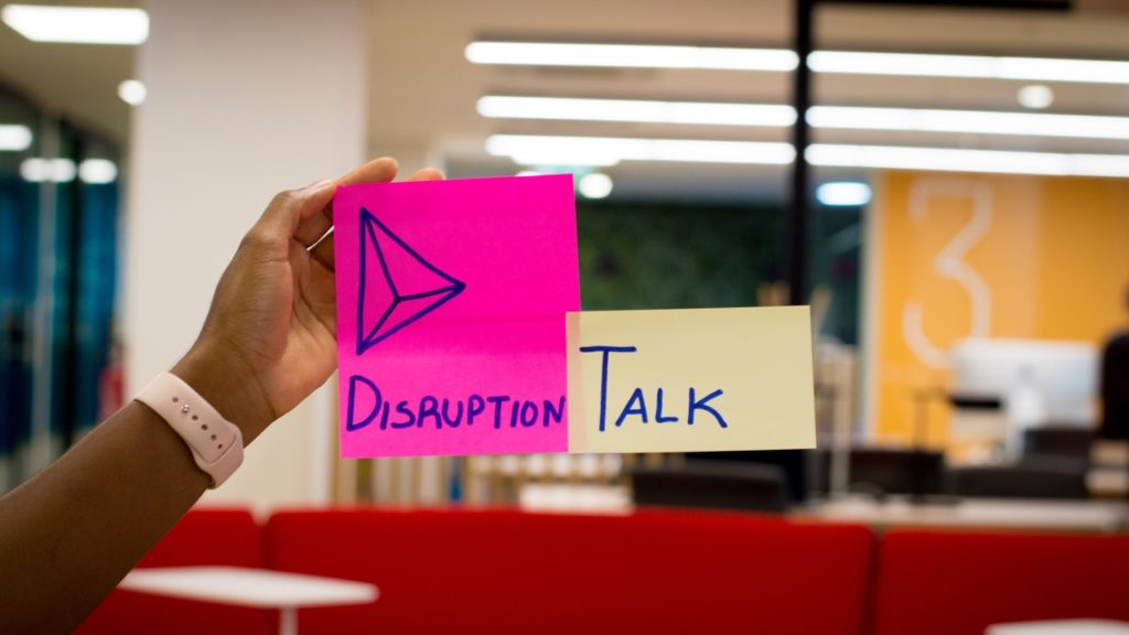 Innovativ jetzt: Disruption – am 18. Februar