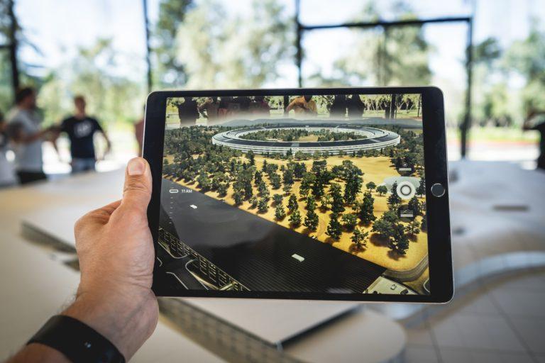 Experten Augmented reality