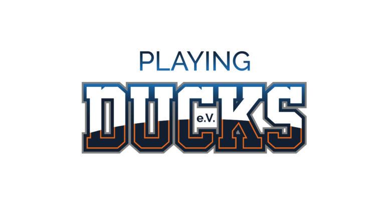 E-Sports Playing Ducks