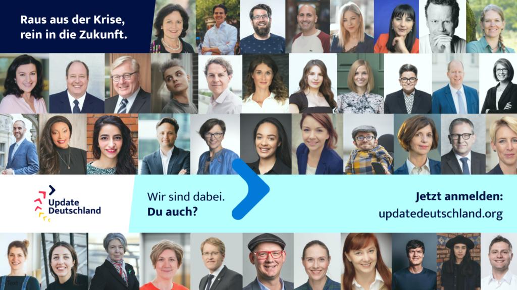 #Updatedeutschland Digitalisierung