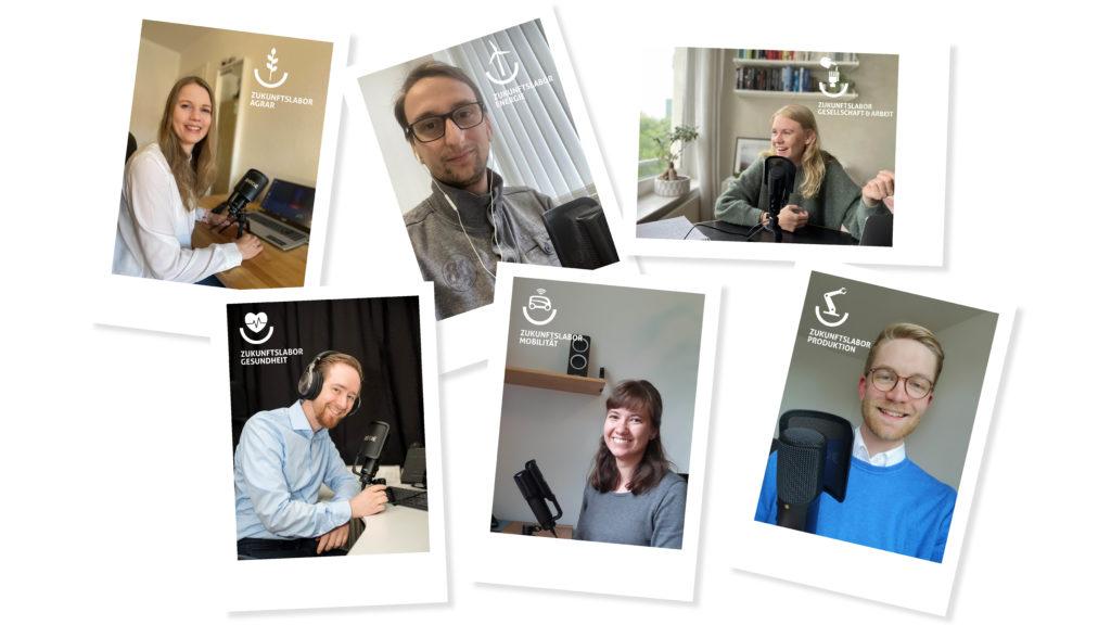 Digitaltag 2021 – Start des ZDIN Podcast