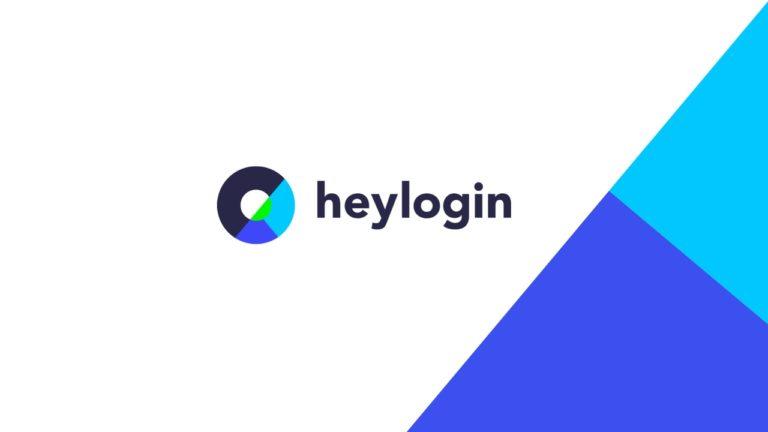 Passwörter verwalten mit heylogin