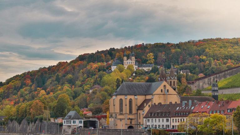 wuerzburg landscape
