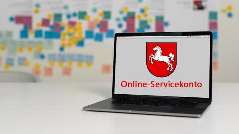 Onlineservicekonto