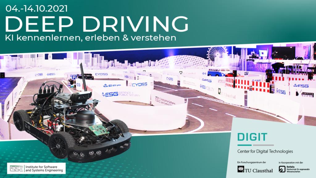 Deep Driving-Workshop des DIGIT