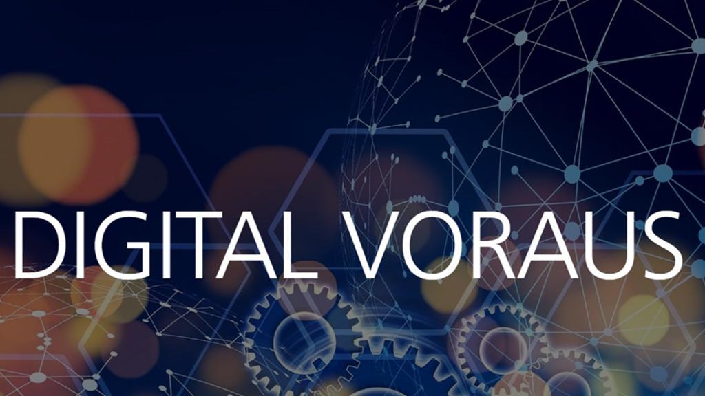 Onlineseminar DIGITAL VORAUS