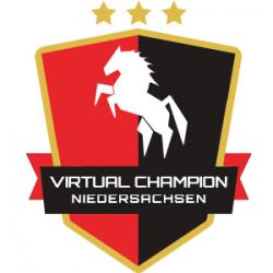 Virtual Champion Niedersachsen Logo